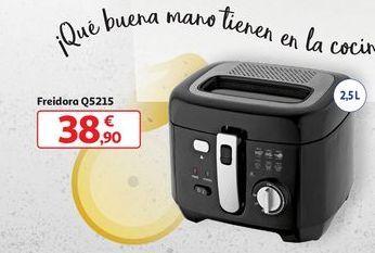 Oferta de Freidora Q5215 por 38,9€