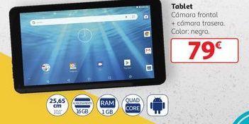 Oferta de Tablet  por 79€