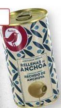 Oferta de Aceitunas rellenas de anchoa  por 0,59€