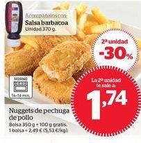 Oferta de Nuggets por 2,49€
