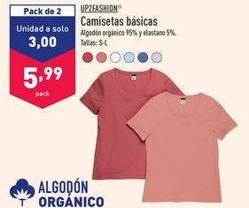Oferta de Camiseta por 5,99€