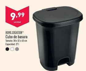 Oferta de Cubo de basura por 9,99€