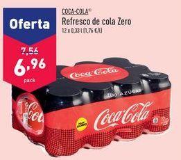 Oferta de Coca-Cola por 6,96€