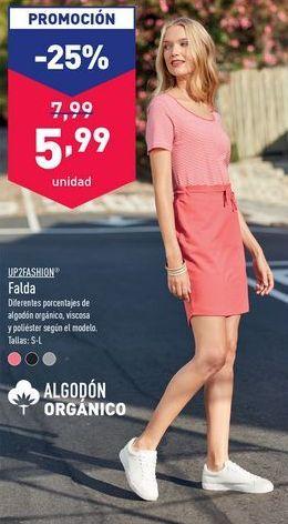 Oferta de Faldas por 5,99€