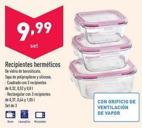 Oferta de Bote hermético por 9,99€