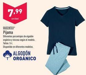 Oferta de Pijama queentex por 7,99€