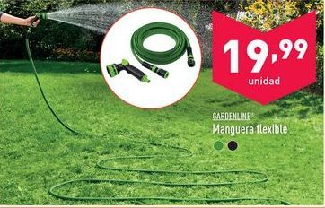 Oferta de Manguera flexible por 19,99€