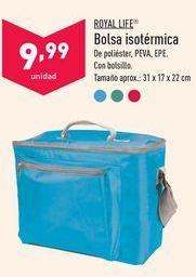 Oferta de Bolsa isotérmica por 9,99€