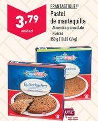 Oferta de Pasteles por 3,79€