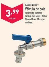 Oferta de Válvulas por 3,99€