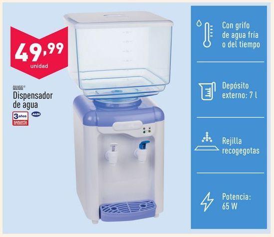 Oferta de Dispensador de agua por 49,99€