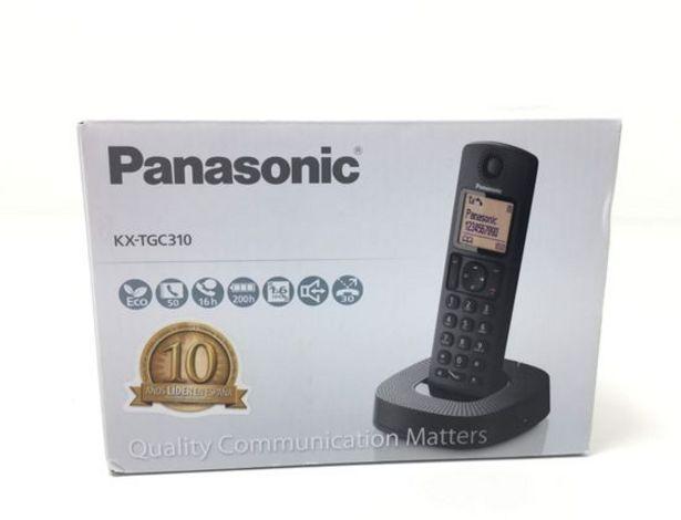 Oferta de Panasonic kx-tgc310 por 17,95€