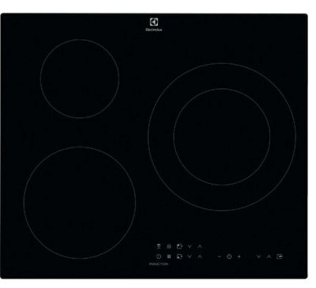 Oferta de Placa inducción 3 zonas ELECTROLUX EIT60336CK NG por 419€