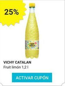 Oferta de Agua con sabor Vichy Catalán por