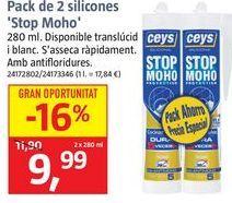 Oferta de Silicona antimoho ceys por 9,99€