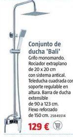 Oferta de Conjunto de ducha por 129€