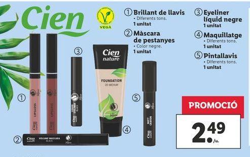 Oferta de Brillo de labios por 2,49€