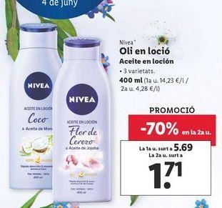Oferta de Aceite en loción por 5,69€