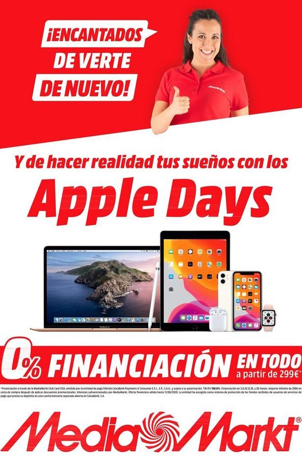 Oferta de Apple Watch Apple por