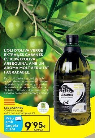 Oferta de Aceite de oliva por 9,95€