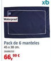 Oferta de Mantel por 66,99€