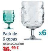 Oferta de Copas por 36,99€