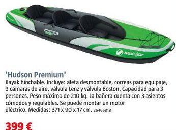 Oferta de Kayak por 399€