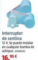 Oferta de Interruptor por 16,95€