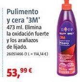 Oferta de Ceras 3m por 53,99€