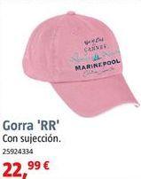 Oferta de Gorra por 22,99€