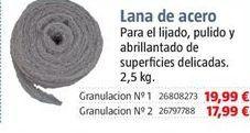 Oferta de Lija por 19,99€