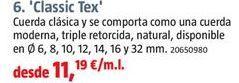 Oferta de Cuerda por 11,19€
