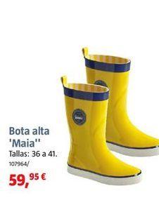 Oferta de Botas de agua por 59,95€