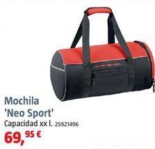 Oferta de Mochila de deporte por 69,95€