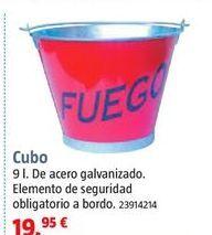 Oferta de Cubo con asa por 19,95€