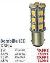 Oferta de Bombilla led por 10,99€