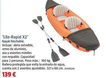 Oferta de Kayak por 139€