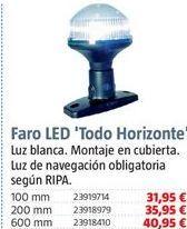 Oferta de Faros por 31,95€