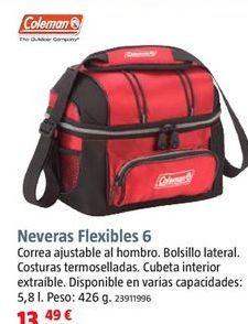 Oferta de Nevera portátil por 13,49€