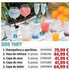 Oferta de Vasos por 79,99€