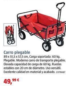 Oferta de Carrito por 49,99€