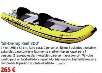 Oferta de Kayak por 265€