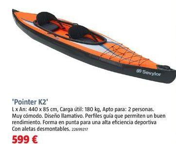 Oferta de Kayak por 599€