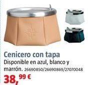 Oferta de Cenicero por 38,99€