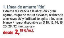 Oferta de Amarre de seguridad por 2,19€