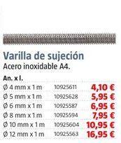 Oferta de Tornillos por 4,1€