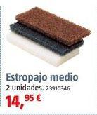 Oferta de Estropajo por 14,95€