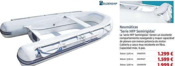 Oferta de Barca hinchable por 1299€