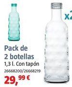 Oferta de Botella de vidrio por 29,99€