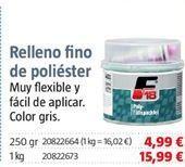Oferta de Masilla por 4,99€